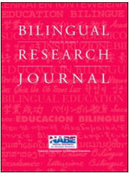 Thumbnail Image of the Bilingual Research Journal 2011