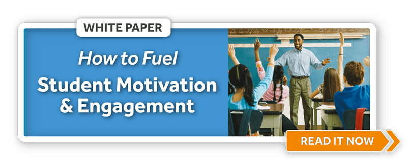 Download White Paper: How to Fuel Intrinsic Student Motivation and Engagement