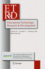 Educational Technology Research and Development (2020)