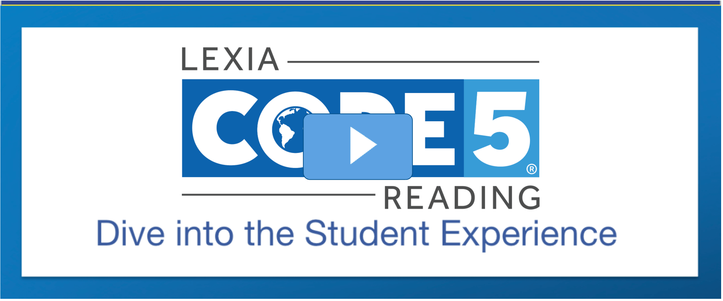 Core5 student experience on demand webinar