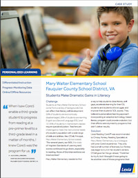 Virginia Success Story - Lexia Core5 Reading case study